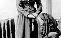 Harriet Tubman poses for a photo. Photo courtesy of Wikimedia Commons