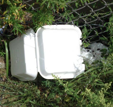 Enviro Club's War on Styrofoam